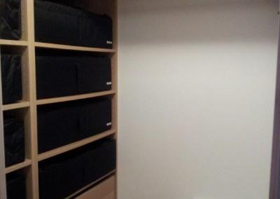 Garderober og møbler